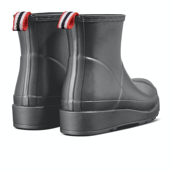 Hunter Org Play Boot Short Nebula Women's Wellington Boots