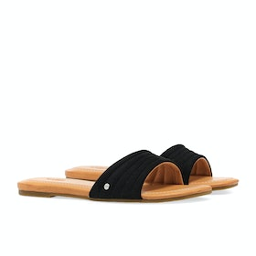 UGG Jurupa Sliders - Black