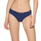 Emporio Armani Essential Cotton Knitted Kvinner Knickers