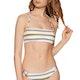 RVCA Isle Bandeau Womens Bikini Top