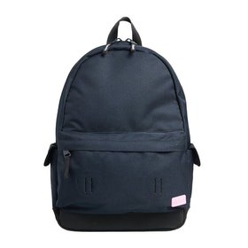 Superdry Rainbow Applique Montana Womens Backpack - Navy