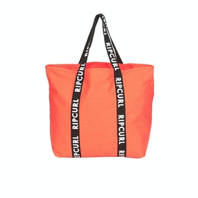 Rip Curl Standard Tote Essentials Womens Beach Bag - Coral