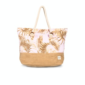 Rip Curl Paradise Cove Tote Womens Beach Bag - Lilac