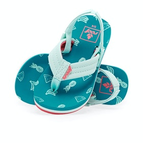 Reef Ahi Kids Sandals - Fruits