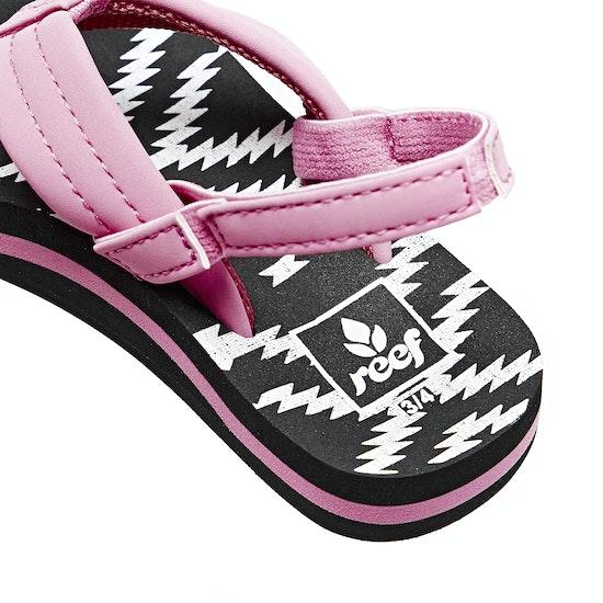 Reef Ahi Kids Flip Flops