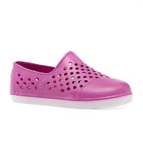 Scarpe Slip On Toms Romper - Pink