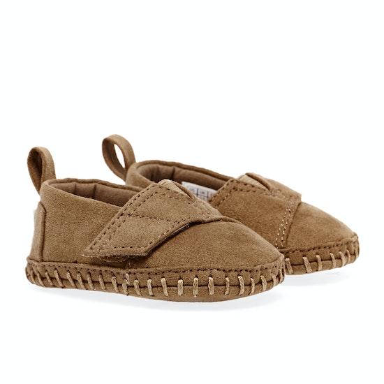 Toms Crib Alpargata Kids Slippers