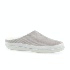 Toms Ivy Womens Slippers - Cement Corduroy