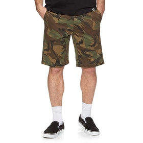 RVCA Weekend Stretch Shorts - Camo