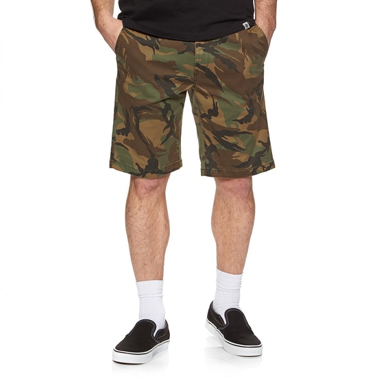 RVCA Weekend Stretch Spazier-Shorts