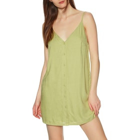 RVCA Aaron Womens Dress - Pear