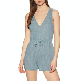 Playsuit Mujer RVCA Righteous Romper - Storm