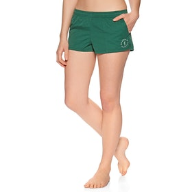 RVCA Synced Up Womens Boardshorts - Forest