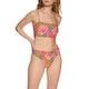 Billabong Beach Bazaar Tube Womens Bikini Top
