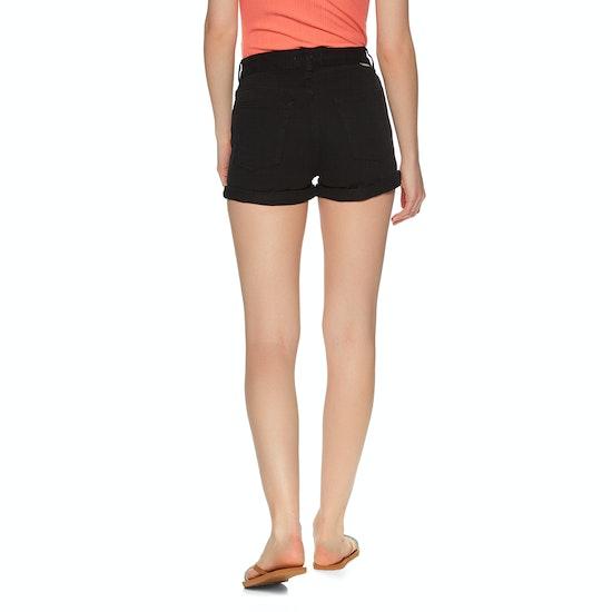 Billabong Button Front High Tide Womens Shorts