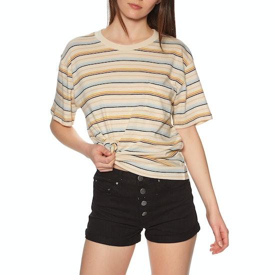 Billabong Lover Boy Womens Short Sleeve T-Shirt