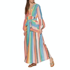Billabong Mix It Up Womens Dress - Multi