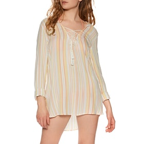 Billabong Same Story Womens Kaftan - Multi
