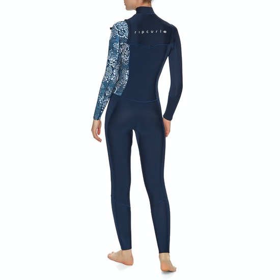 Rip Curl Dawn Patrol 4/3mm Chest Zip Womens Wetsuit