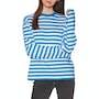 Scotty Stripe, Azzuro / White Stripe