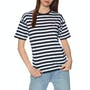 Scotty Stripe Dark Navy White Stripe
