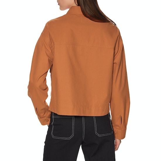 Vans Callahan Shacket Womens Jacket