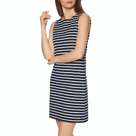 Robe Joules Riva - Navy Cream Stripe