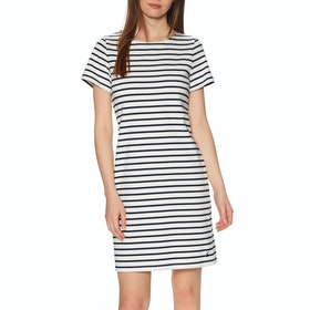Robe Joules Riviera - Cream Navy Stripe