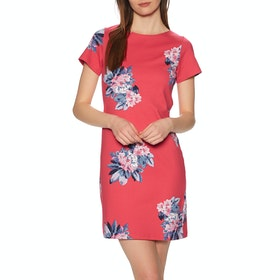 Joules Riviera Print Dress - Floral Red