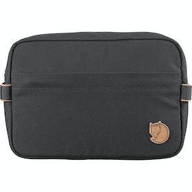 Fjallraven Travel Wash Bag - Dark Grey