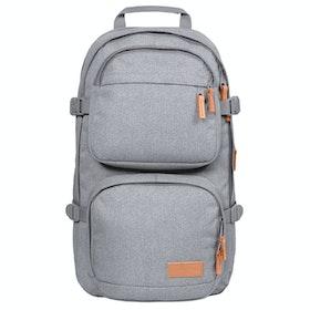 Eastpak Hutson Laptop Backpack - Sunday Grey