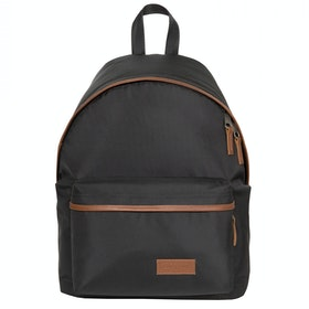 Eastpak Padded Pak'r Backpack - Constructed Contrast Brown