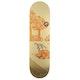 Magenta Glen Fox Leap 8.5 inch Skateboard Deck