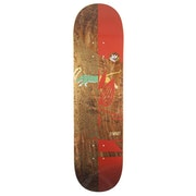 Magenta Jimmy Lannon Leap 8.4 inch Skateboard Deck