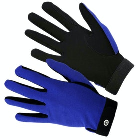 KM Elite All Rounder Gloves - Royal Blue