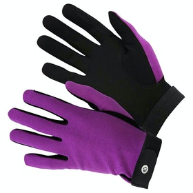 KM Elite All Rounder Gloves - Purple