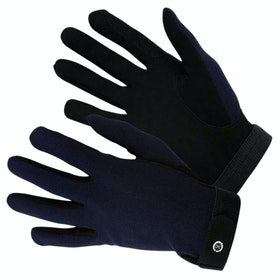 KM Elite All Rounder Gloves - Navy