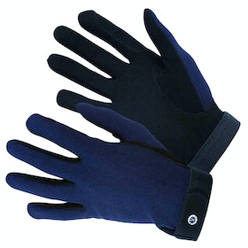KM Elite Pro Grip Gloves - Navy