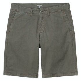 Carhartt Johnson Shorts - Moor