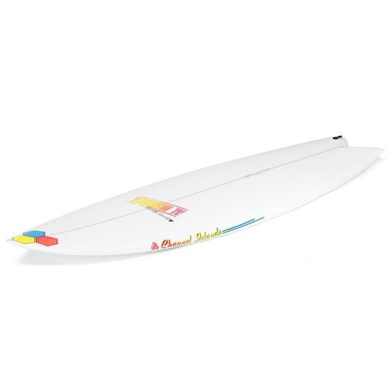 Channel Islands FishBeard Futures Twin Fin Surfboard