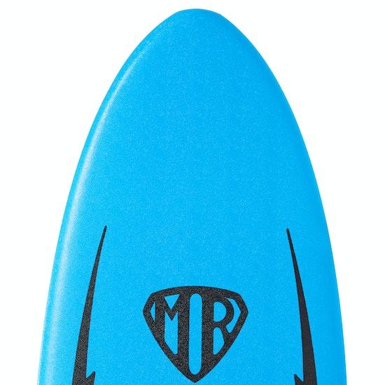 Ocean and Earth Mark Richards Ezi Rider Twin Fin Surfboard