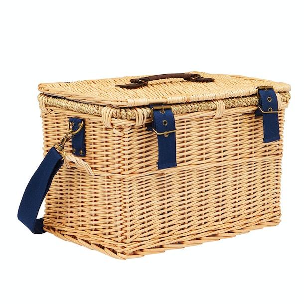 Joules Picnic Basket Brotbeutel