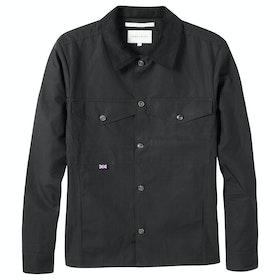 Peregrine Hixton Overshirt - Black