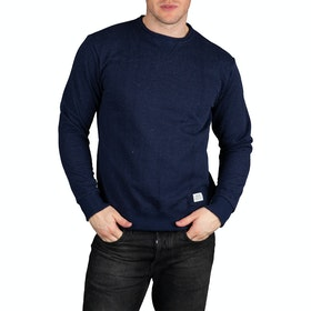 Peregrine Milton Sweater - Navy