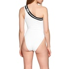 Calvin Klein Cheeky One Shoulder Damen Badeanzug