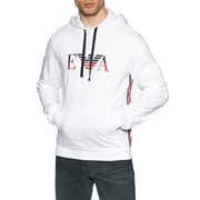 Emporio Armani Cotton Pullover Hoody