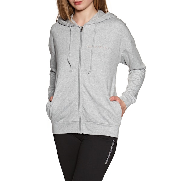 Emporio Armani Knitted Sweat Women's Zip Hoody