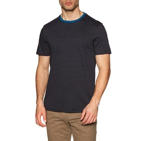 T-Shirt a Manica Corta Ted Baker Dayout - Navy