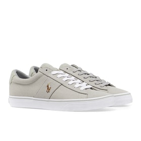 Scarpe Polo Ralph Lauren Sayer - Soft Grey