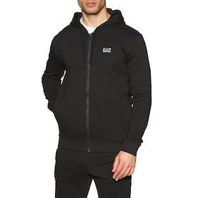 Maglione Uomo EA7 Sweatshirt - Black